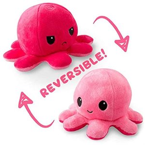 Reversible Octopus Mini Pink / Pink (No Amazon Sales)