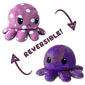 Reversible Octopus Mini Polka Dot / Shimmer (No Amazon Sales) ^ AUG 2020