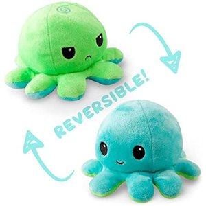 Reversible Octopus Mini Green / Light Blue (No Amazon Sales)