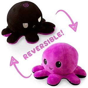 Reversible Octopus Mini Black / Purple (No Amazon Sales)