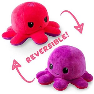 Reversible Octopus Mini Pink / Purple (No Amazon Sales)