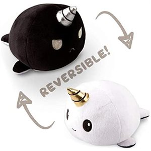 Reversible Narwhal Mini White / Black (No Amazon Sales) ^ OCT 2020