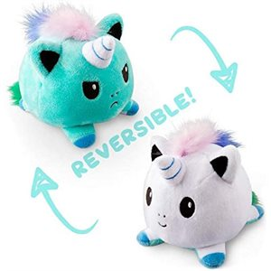 Reversible Unicorn Mini Light Blue / White (No Amazon Sales)