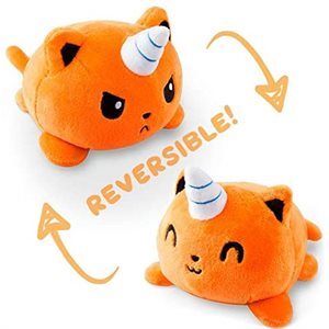 Reversible Kittencorn Mini Orange (No Amazon Sales)