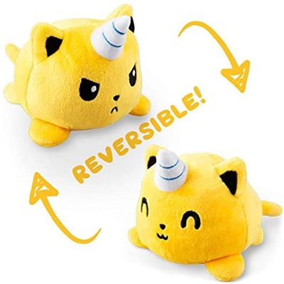 Reversible Kittencorn Mini Yellow (No Amazon Sales)