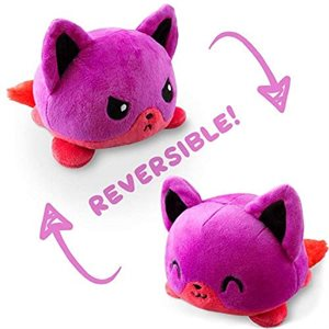Reversible Fox Mini Violet / Red (No Amazon Sales)