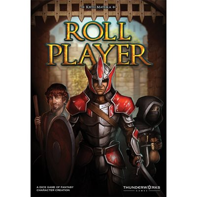 Roll Player Boxed Game