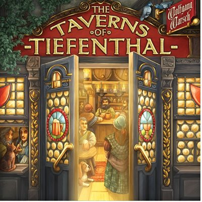 The Taverns of Tiefenthal (No Amazon Sales) ^ NOV 1 2019