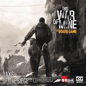 This War Of Mine: Days of the Siege ^ JAN 2020