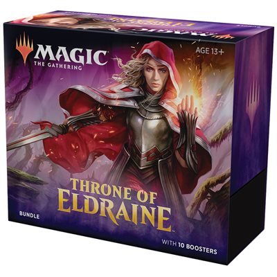 Magic the Gathering: Throne Of Eldraine Booster (FR)