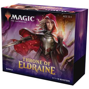 Magic the Gathering: Throne Of Eldraine Booster ^ OCT 4 2019