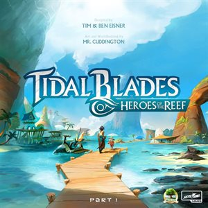 Tidal Blades: Heroes of the Reef (No Amazon Sales)