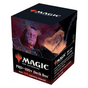Deck Box: PRO Combo Commander Adventures in the Forgotten Realms: V3 (100ct+100sleeve)