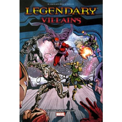 Marvel Legendary DBG: Villains Core Set