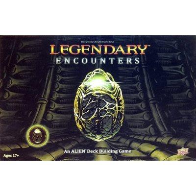 Alien Legendary Encounters:Core Game