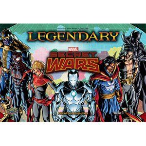 Marvel Legendary DBG: Secret Wars V1 Expansion
