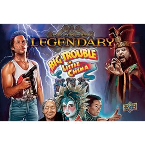 Big Trouble in Little China Legendary: Core Game