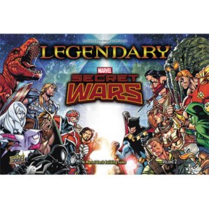 Marvel Legendary DBG: Secret Wars V2 Expansion