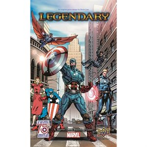 Marvel Legendary DBG: Captain America