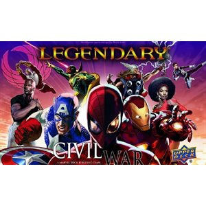 Marvel Legendary DBG: Civil War Expansion