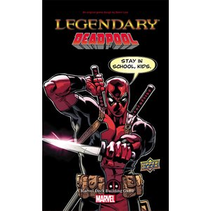 Marvel Legendary DBG: Deadpool Expansion