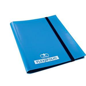 Binder: 4-Pocket Flexxfolio Blue