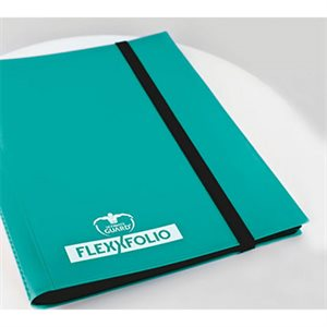 Binder: 4-Pocket Flexxfolio Turquoise