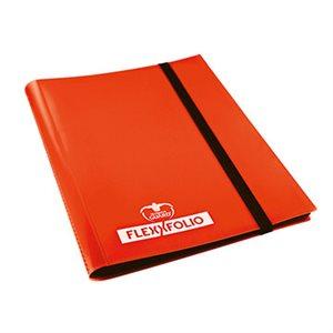 Binder: 9-Pocket Flexxfolio Orange