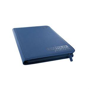 Binder: 9-Pocket Zipfolio Xenoskin Blue