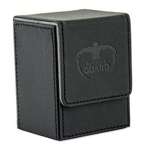 Deck Box: Flip Deck Case Xenoskin 80 Black