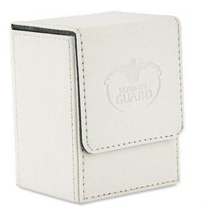 Deck Box: Flip Deck Case Xenoskin 80 White