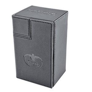 Deck Box: Flip N Tray Xenoskin 80 Grey