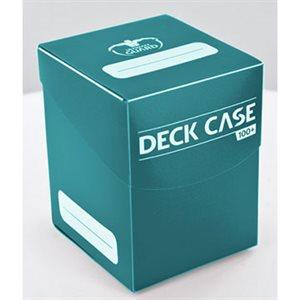 Deck Box: Deck Case 100Ct Petrol