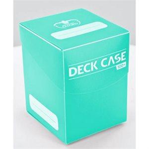 Deck Box: Deck Case 100Ct Turquoise