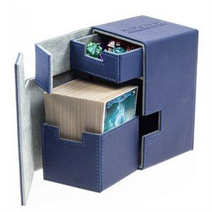 Deck Box: Flip N Tray Xenoskin 100 Blue