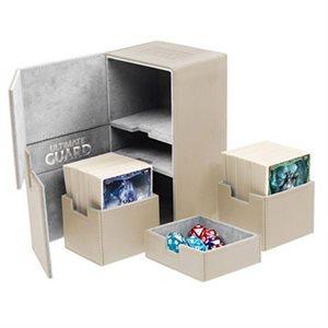 Deck Box: Twin Flip N Tray Xenoskin 200 Sand