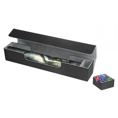 Playmat Case: Flip n Tray XenoSkin Black