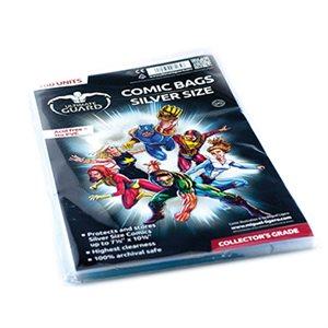 Comic Bags Silver (100)