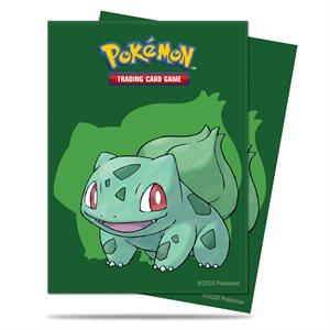 Sleeves: Pokemon: Bulbasaur Deck Protector (65)