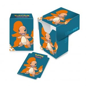 Deck Box: Pokemon: Charmander Full View (80ct)