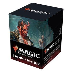 Deck Box: Magic: the Gathering: PRO Kaldheim Tibalt, Cosmic Imposter (100) ^ JAN 2021