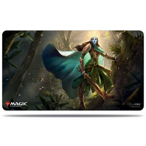 Playmat: Magic: The Gathering: Kaldheim Lathril, Blade of the Elves ^ JAN 2021
