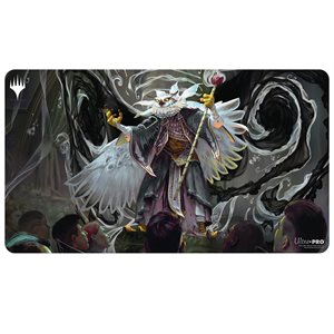Playmat: Magic: the Gathering: Commander 2021 Silverquill ^ Q2 2021