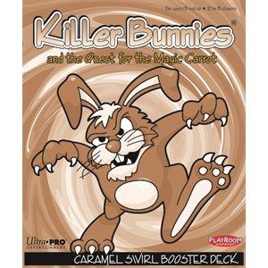 Killer Bunnies Quest Caramel Swirl Booster