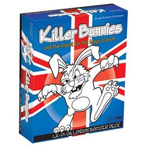 Killer Bunnies Quest: London Booster