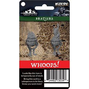 WizKids Unpainted Miniatures: Retailer Reorder Cards Wave 1-6
