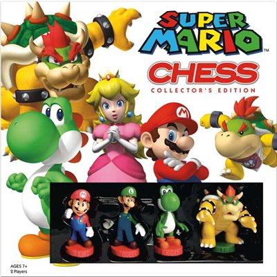 Super Mario™ Chess Set (No Amazon Sales)