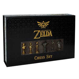 The Legend of Zelda™ Chess (No Amazon Sales)