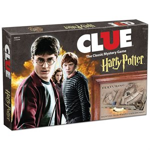 Clue: Harry Potter (No Amazon Sales)
