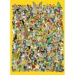 Puzzle: 1000 Simpsons (No Amazon Sales)